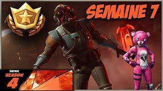 NOUVEAU SKIN + DÉFIS SUPERPRODUCTION SEMAINE 7 : Fortnite Battle Royale