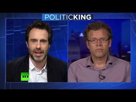 Politicking: Бедный? В тюрьму!