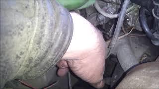 Двигатель не сбрасывает обороты.
