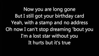 Trey Songz - Never Again [LYRICS]