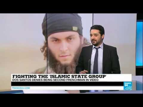 Dos Santos denies being 2nd French jihadi on Kassig's execution video - ISLAMIC STATE