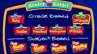 Reader Rabbit's Product Line (1999) - Demo