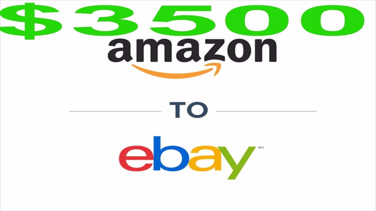 amazon vs ebay essay A comparative look at the valuation of amazon, alibaba and ebay see our complete analysis for ebay amazon: recommended by forbes.