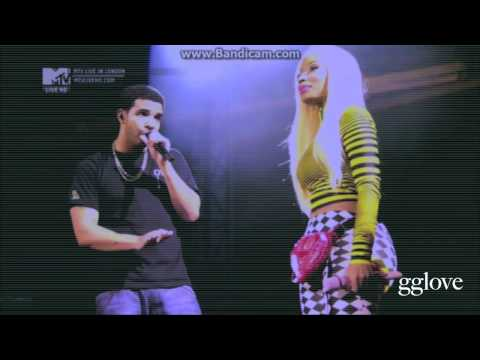 Drake and Nicki Minaj : Love On Top