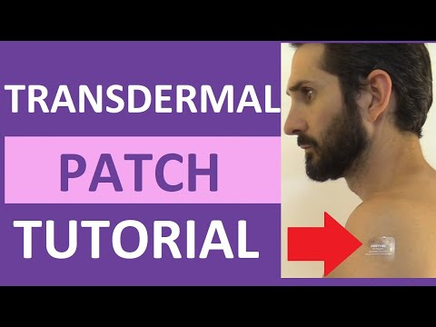 How to Apply & Remove Transdermal Patch (Fentanyl) | Medication Administration for Nursing Students