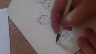 How To Draw Scrooge
