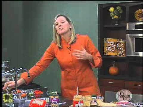 Kroger Creations with Chef Meg Galvin #15 (Thai Shrimp and Stir Fry Noodles)
