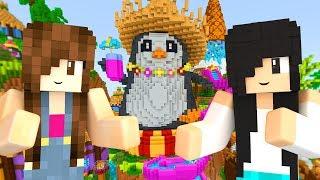 PARQUE AQUÁTICO DOS PINGUINS (Minecraft Mapas)