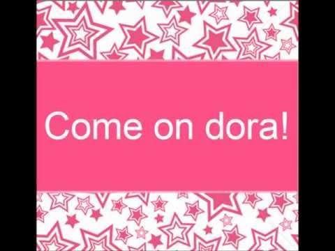 Dora The Explorer  Theme song Lyrics