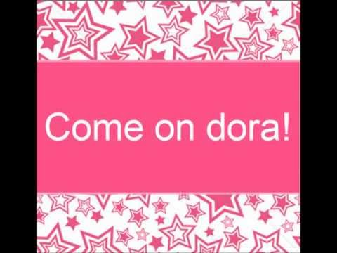 Dora The Explorer  Theme song Lyrics
