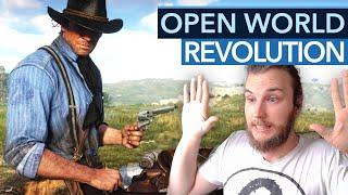 Wieso bricht ROCKSTAR die Gesetze der Open World?