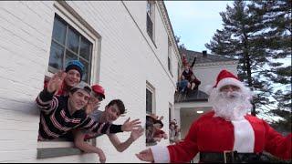 Happy Holidays from Berkshire School