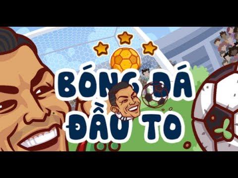 Chơi game Bóng đá đầu to vui nhộn trên GameVui