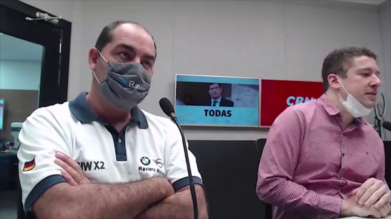 CBN Motors (16/05/2020): com Paulo Cruz e Leandro Gameiro