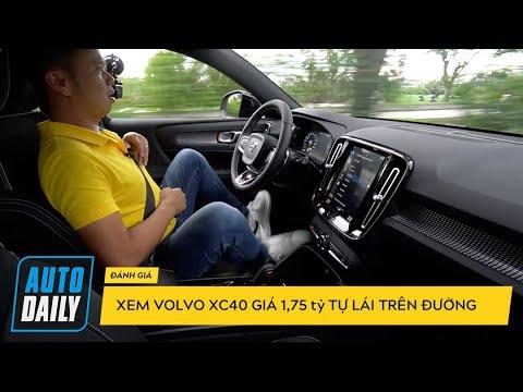Xem Volvo XC 40 tự lái trên đường Việt Nam |Volvo XC40 Auto Pilot|