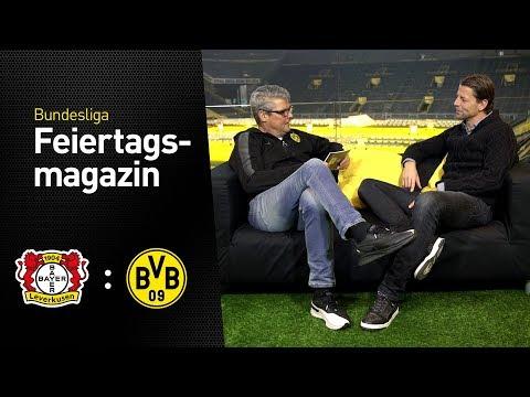 BVB Matchday Magazine w/ Roman Weidenfeller | Bayer Leverkusen - BVB