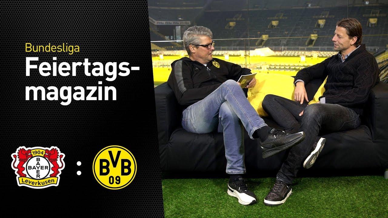Das BVB total!-Feiertagsmagazin mit Roman Weidenfeller | Bayer Leverkusen - BVB