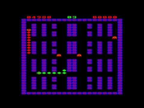 Snake Maze For The BBC Micro