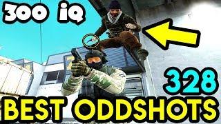 TROLL GOES TOO FAR... - CS:GO BEST ODDSHOTS #328