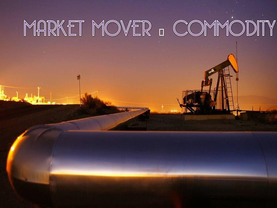 Sinyal perdagangan minyak dan emas
