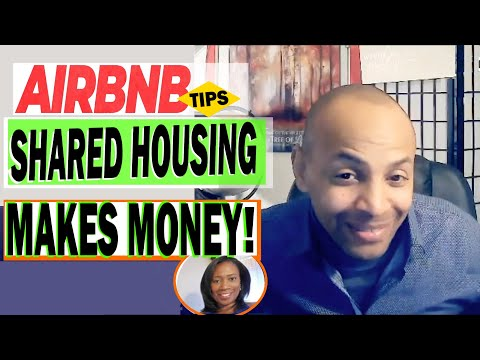 AIRBNB SHARED HOUSING | WHO'S YOUR GUEST? (AIRBNB HOST TIPS SECRETS)