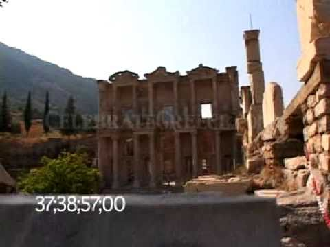0597 The Library of Celsus at Ephesus (modern day Turkey)