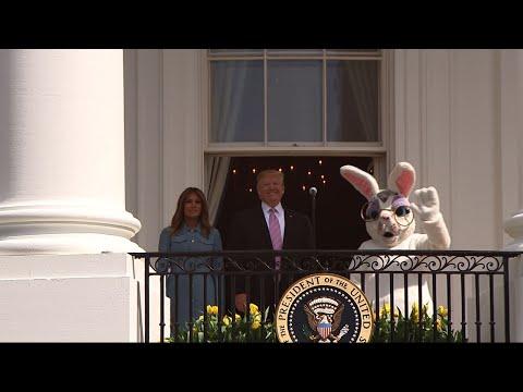 White House celebrates Easter Egg roll