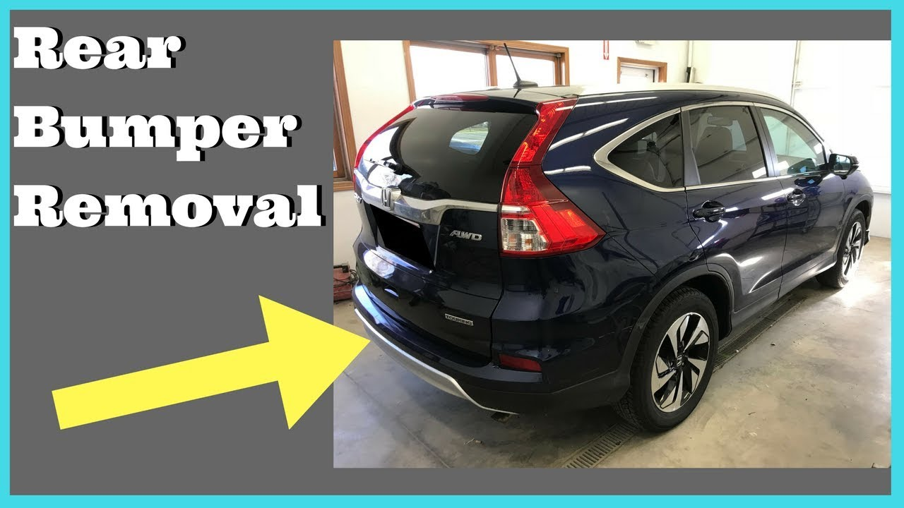 NEW Painted To Match Rear Passenger Right RH Bumper End for 2012-2014 Honda CRV