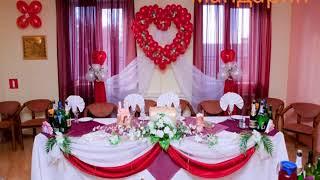 как сделать цветы из шаров своими руками на свадьбу