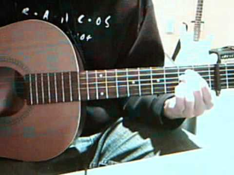 Ah, L'Amour, by Don Hertzfeldt (acoustic cover w/ tabs)