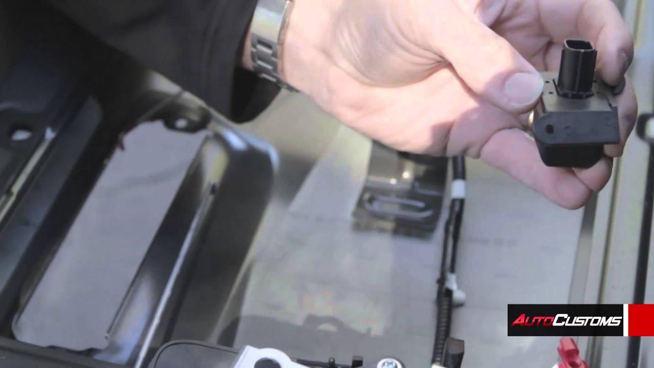 Pop & Lock Tailgate Handle Installation - 2013 Toyota
