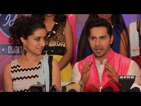 Varun & Shraddha Promote 'ABCD 2' On 'Indian Idol Junior 2'