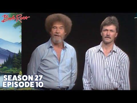 Bob Ross - Sunlight in the Shadows (Season 27 Episode 10)