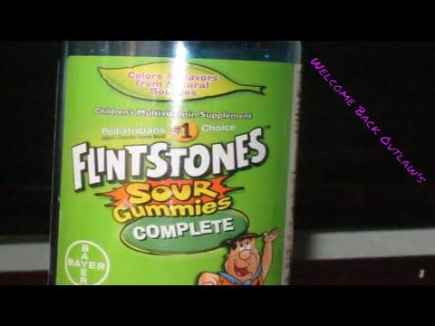 Flintstones Sour Gummies Vitamin Review