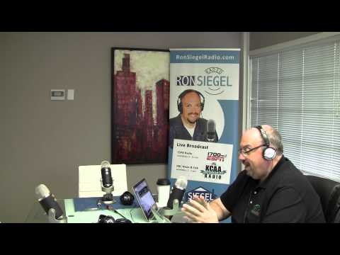 Ron Siegel Radio Network June 7 2015