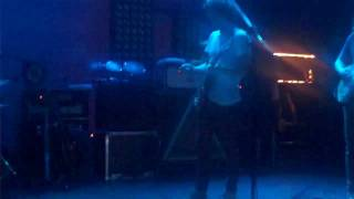 Proof that MGMT played Indie Rokkers at the House of Blues