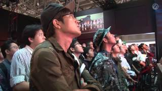 Wargaming at Tokyo Game Show 2014