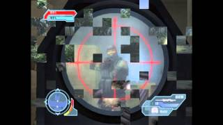 Special Forces Nemesis Strike PC 2005 Gameplay