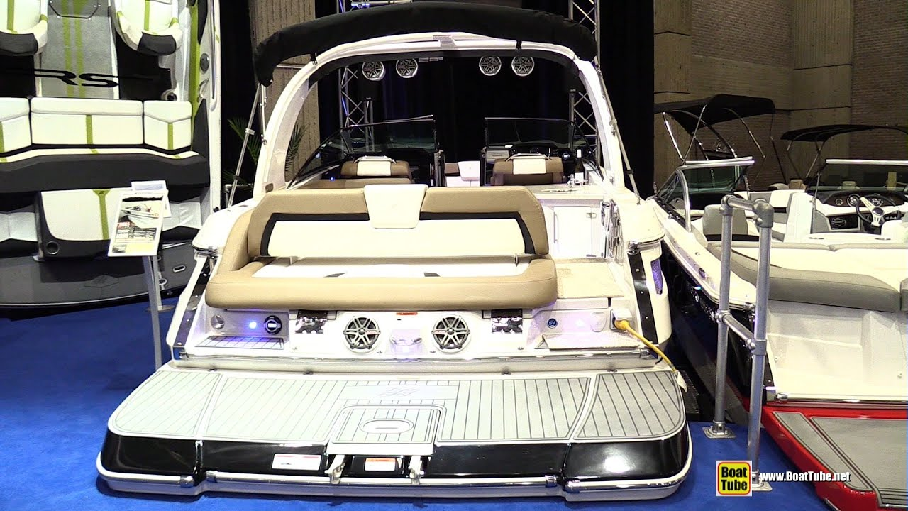 medium resolution of 2015 four winns h290 motor boat walkaround 2015 montreal boat show youtube