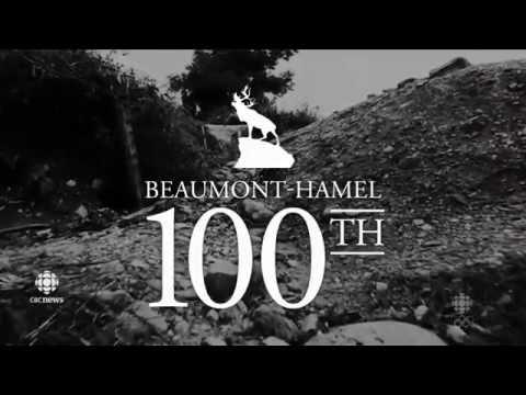 Beaumont Hamel 100 Remembrance: Full Program