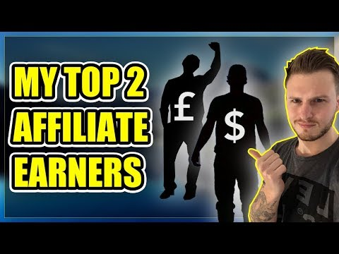 How To Make Thousands Of Pounds From Affiliate Marketing With YouTube!!!