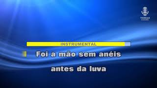 ♫ Demo - Karaoke - ANTES DO GRITO - Camané