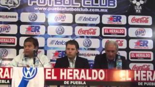 """Daniel """"Travieso"""" Guzmán nuevo DT de Puebla"""