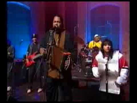 Beau Jocque & the Zydeco Hi Rollers - One Kiss - 1998