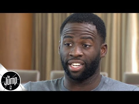 Draymond Green looks forward to Warriors having chip on their shoulder