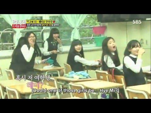 Running Man - Kwang soo hardcore fan (Ahn Hye Mi)