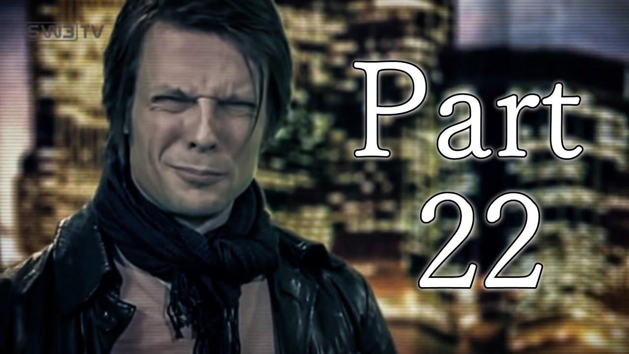 Tv Show Max Payne Face W Sam Lake Alan Wake Part 22 Youtube