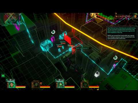 Satellite Reign - Multiplayer Coop Gameplay 1