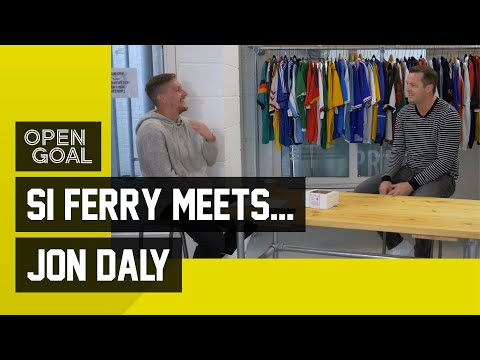 Si Ferry Meets... Jon Daly | Cup Winner w/ Dundee Utd, Signing for Rangers, Hearts Interim Role