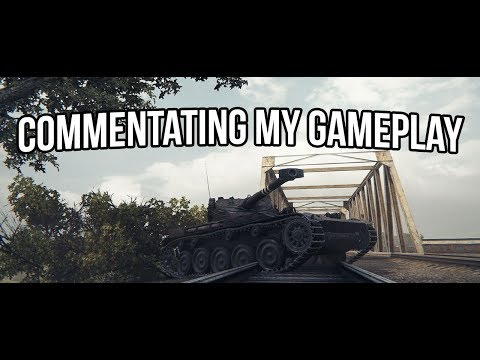 World of Tanks | FAME Pros commentate my Gameplay
